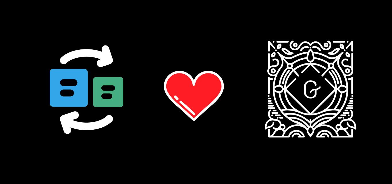 Conditional Blocks and Gutenberg Logo
